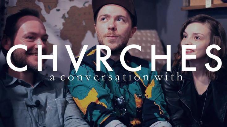 Sidewalk Hustle TV: An Interview with CHVRCHES