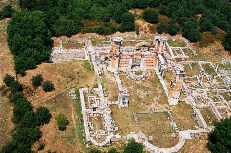 GREECE MACEDONIA PHILIPPOI - Kavala, Kavala