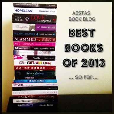 Best books of 2013! This Blog is amazing! Ladies should be able to find enough books to last a whole year!