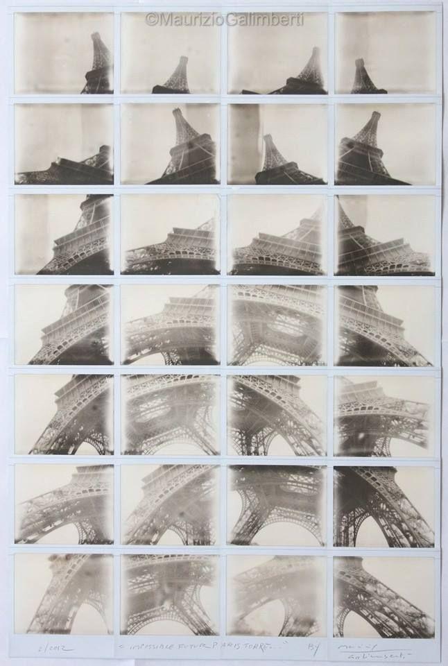 Maurizio Galimberti - Paris