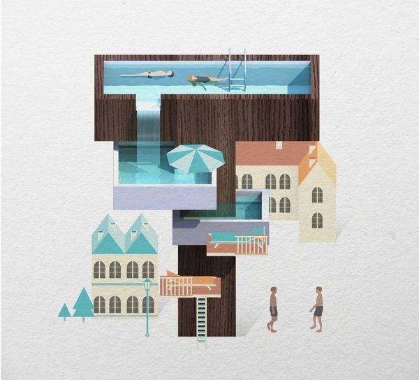 Resort Type by Jing Zhang