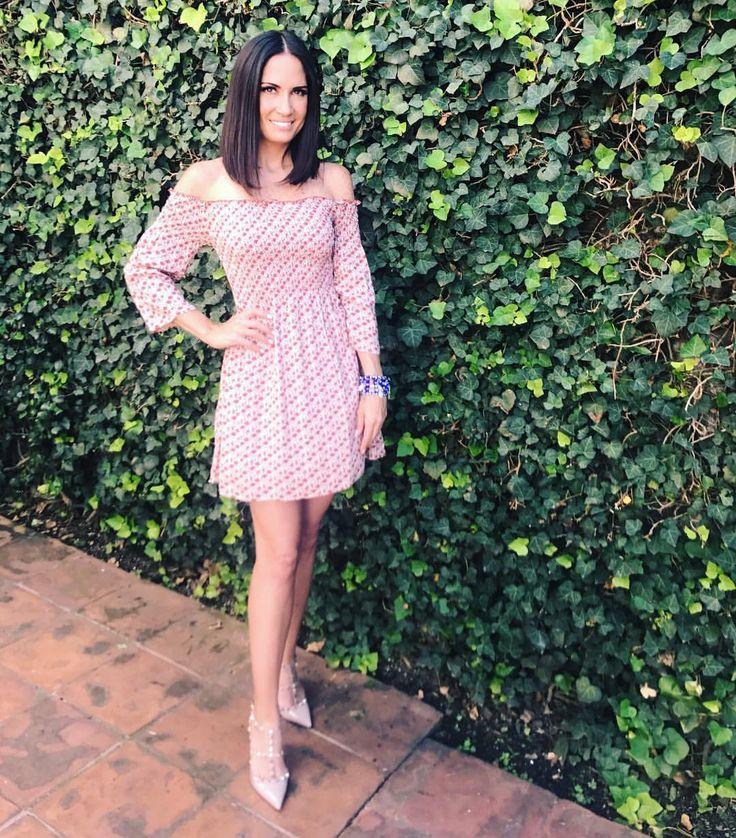 """1,083 Me gusta, 20 comentarios - Joanna Vega-Biestro (@vegabiestro) en Instagram: """"Ya preparándonos!!!! Vestido @soho_mexico para @quehaydecomertv Nos vemos en una hora!!! Los…"""""""