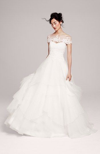 347 best Wedding Dresses to Die For images on Pinterest | Wedding ...