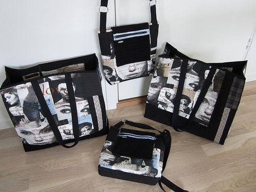 2 sets of bags