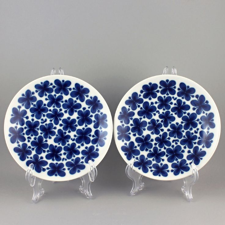 Marianne Westman  (Mon Amie1950s) Two Epochal Small Plates