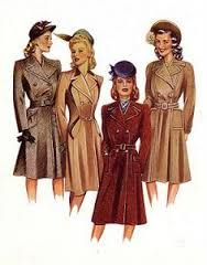 1930 and 1940 fashion 24