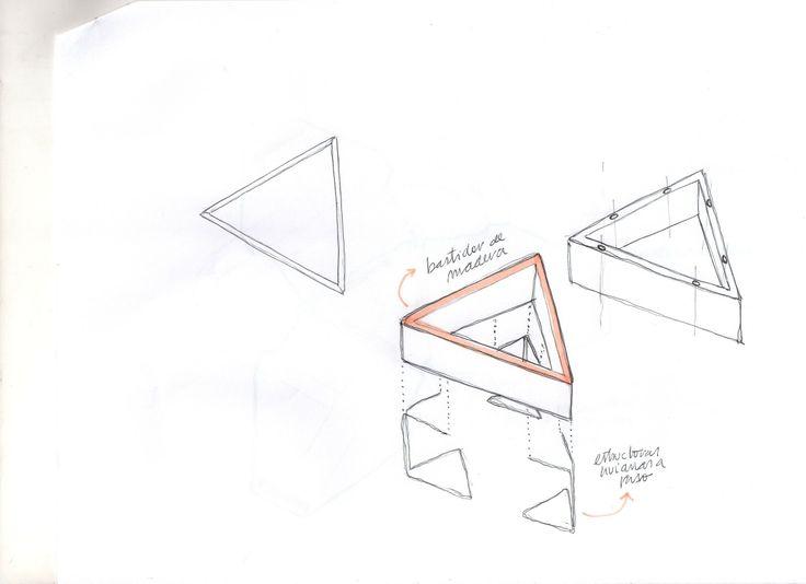para bancales de interior invernadero. estructura soporte de contenedor textil.