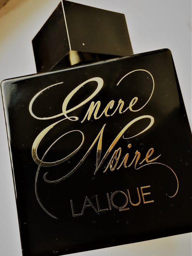 Perfume of the Week… Lalique Encre Noire Pour Elle