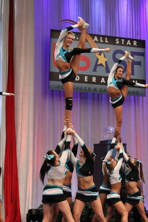 My dream; Cheer Extreme Senior Elite <33