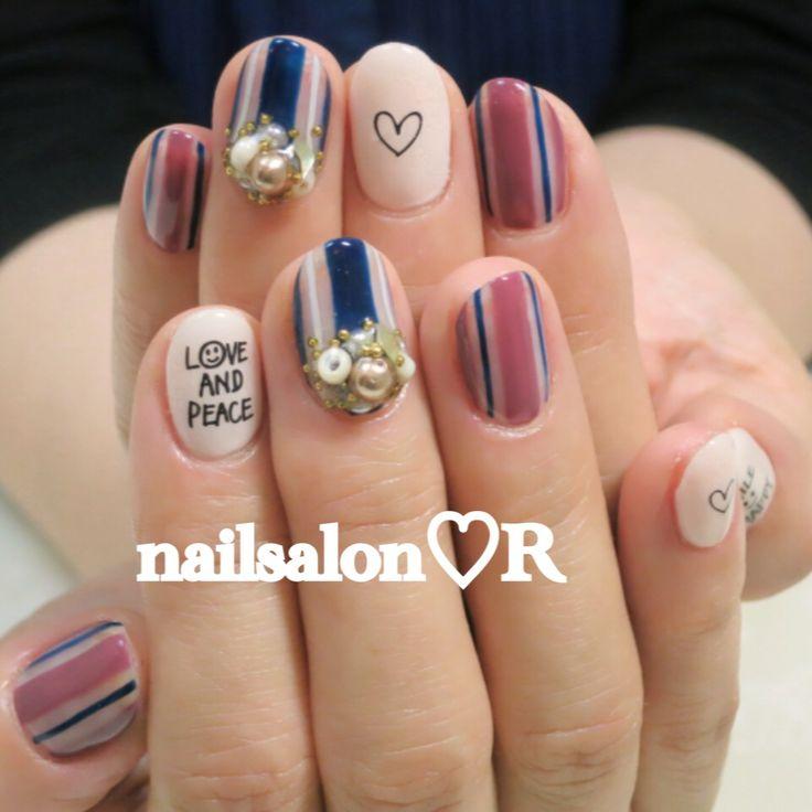恵比寿NAIL SALON 『R』 (ネイル)|ネイル画像数国内最大級のgirls pic(ガールズピック)