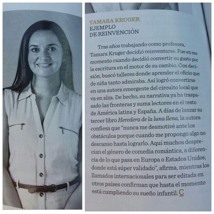 Revista Caras. Mujeres Influyentes.