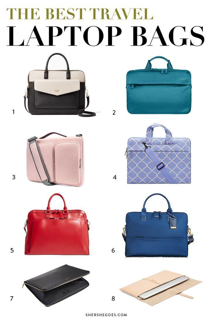 5 malas para laptop fofas e elegantes que você realmente quer levar   – Vacation Style