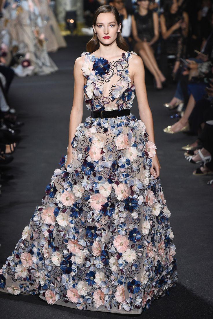 Défilé Elie Saab Haute Couture automne-hiver 2016-2017 54