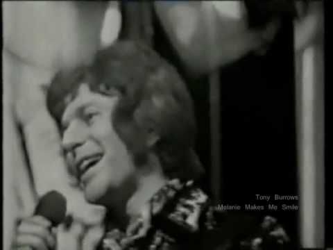 ▶ Melanie Makes Me Smile - Tony Burrows - YouTube