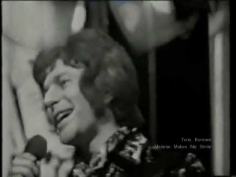 ▶ Melanie Makes Me Smile - Tony Burrows - YouTube