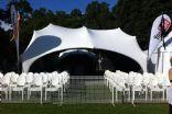 5m x 5m Echidna Pod at Tropfest VIP Area