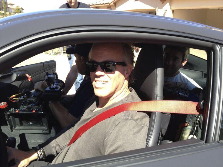 Scott Yancey Cars Flipping vegas, Nicole curtis, Event