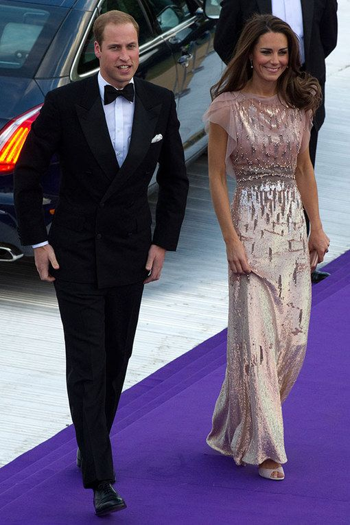 Peso y altura de las famosas - Kate Middleton
