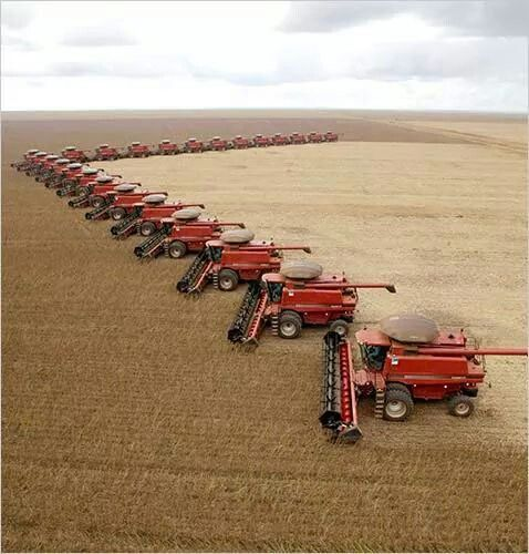 CASE IH Harvester Convention