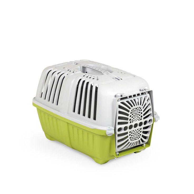 Caixa de Transporte Pratiko Plástica MPS - Média. #caixadetransporte #caixadetransporteparacachorro #cachorro #petmeupet