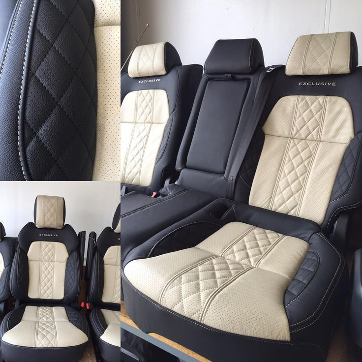 New Range Rover Sport trimmed tan and black seats interior ...