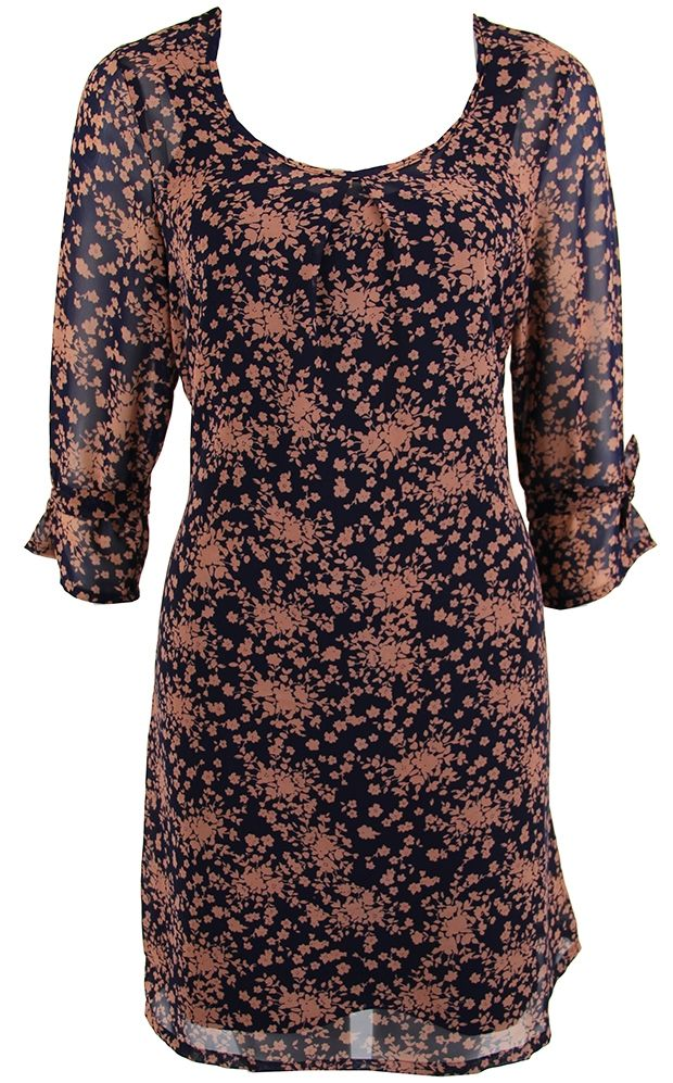 Laura Dress - KILT Super New - NZ made and designed women's fashion and clothing -