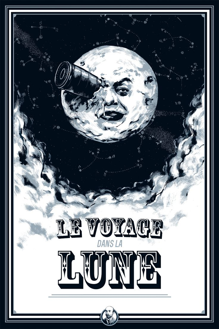Viagem à Lua (Le Voyage Dans La Lune, 1902). Curta