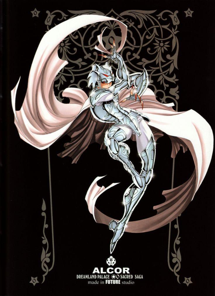 Males Saint Seiya Masami Kurumada Future Studio Saint Seiya Future Studio God Warrior Alcor Zeta Bud