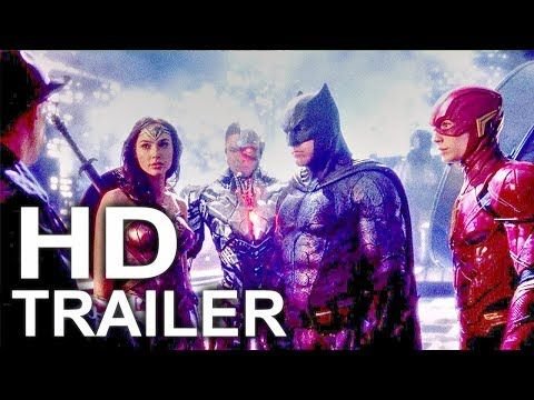 Justice League (2017) thriller - YouTube