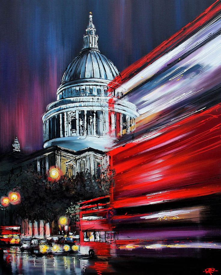 London 101 - Paul Kenton