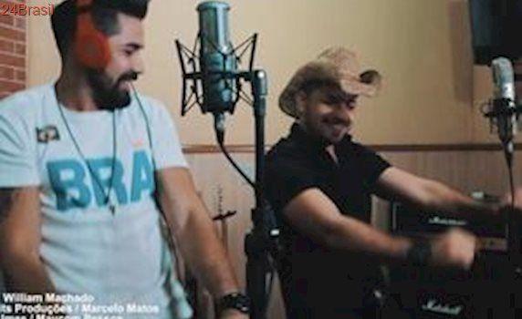 Waslley PJ lança o Clipe Oficial da música 'Cai Devagarinho' com participação de Léo Xenhenhem