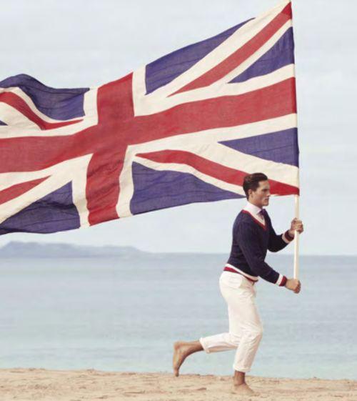 love the big british flag