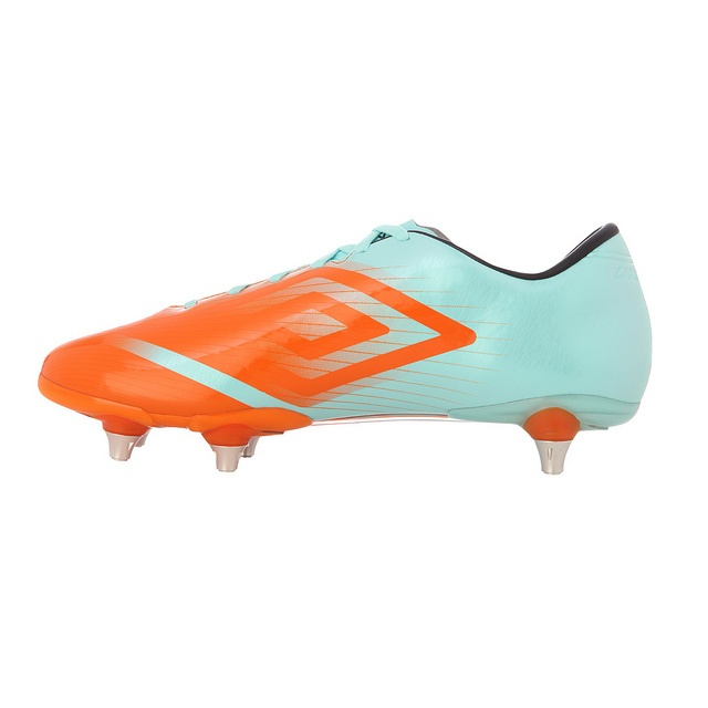 Umbro GT II Pro Blue Radiance - Orange Popsicle