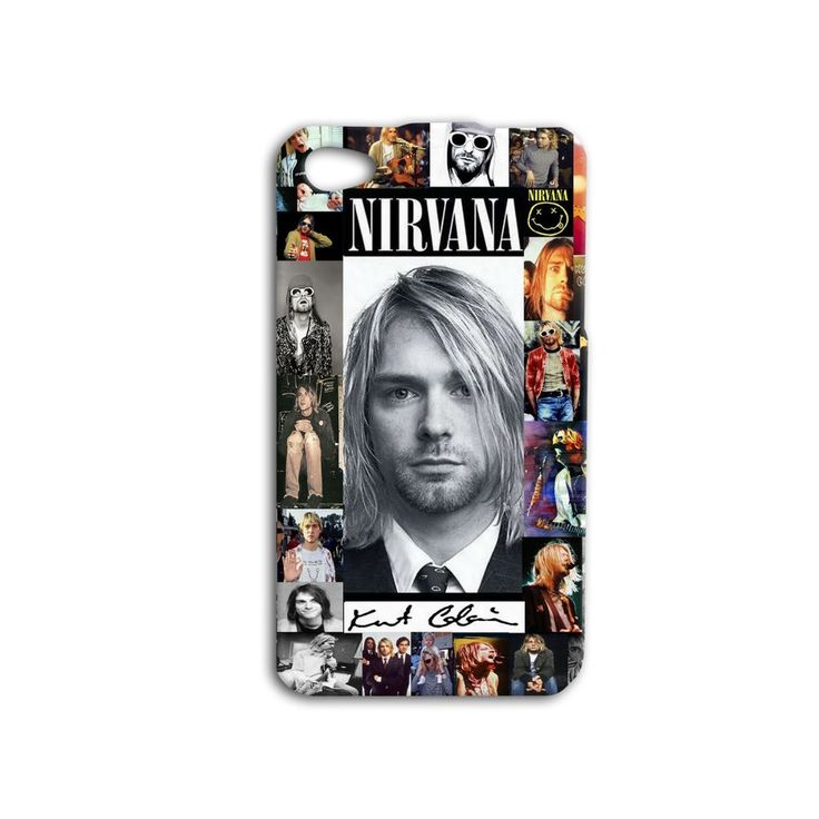 Kurt Cobain Iphone Wallpaper