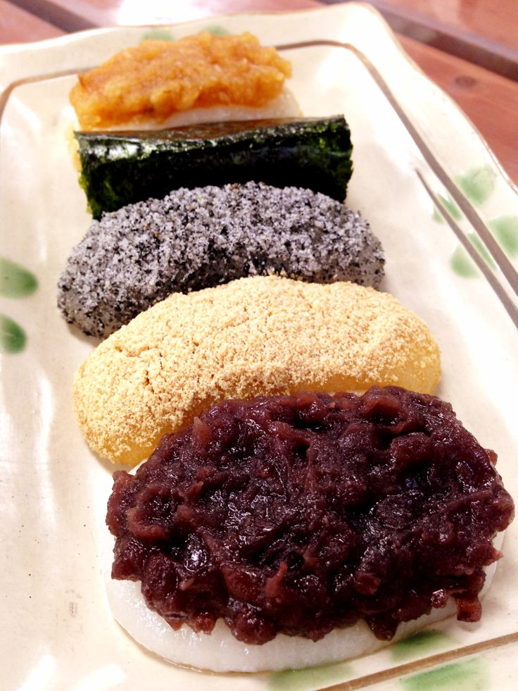 Japońskie mochi - niebo w gębie! #japan #japonia