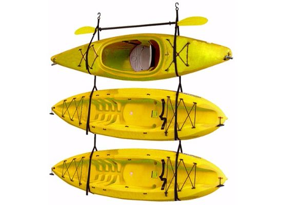 Gear Up Hang 3 Deluxe Kayak Strap Storage System