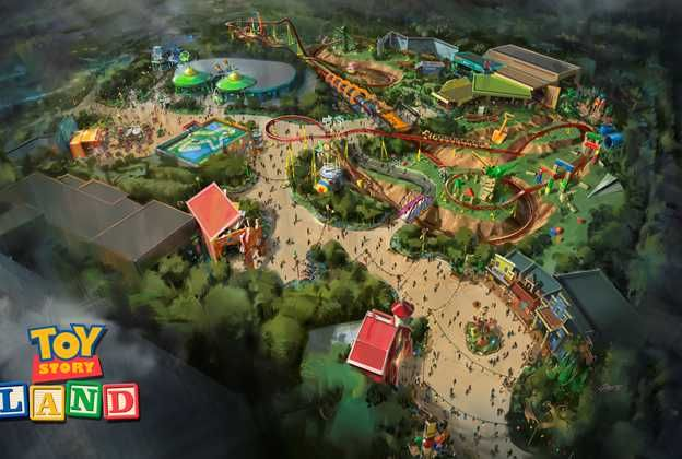 Toy Story Land coming to Hollywood Studios!!!