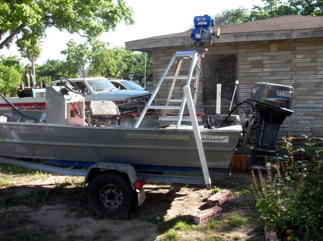 Pusher Fan Set Up Bowfishing Pinterest Bowfishing