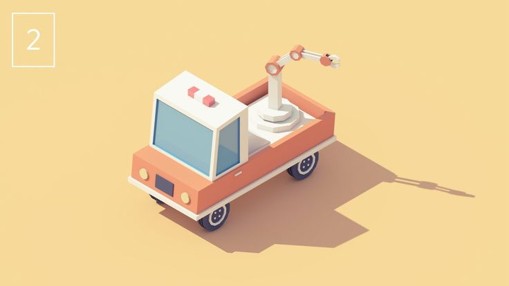 Vehicle #2 - Utility Truck on Vimeo