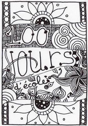 Le 100ème jour d'école - Fiches de préparations (cycle1-cycle 2-ULIS)