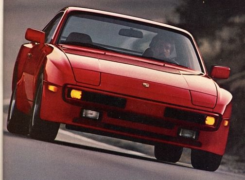 Enjoyed this Porsche 944 for several years back in the 80's