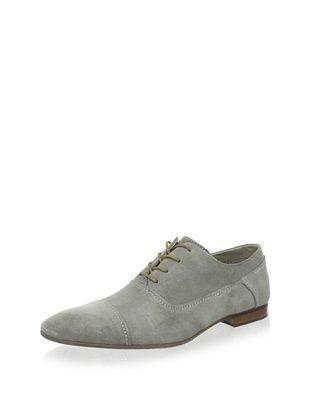 58% OFF Calvin Klein Men's Irah Suede Oxford (Grey)