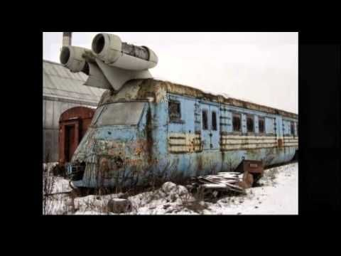 SVL - Russian Jet Train (300KM / h)