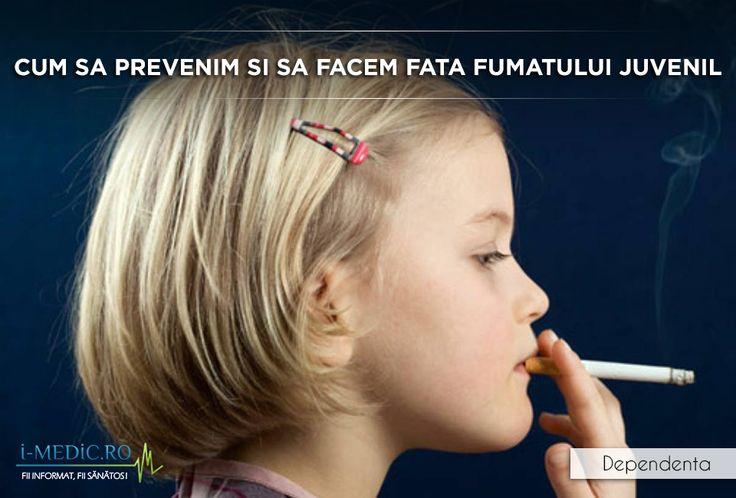 In prezent,dependenta de tutun este una dintre cele mai frecvente cauze care duc la dezvoltarea in organism a unor conditii medicale dintre cele mai severe si uneori ireversibile, precum cancer pulmonar, afectiuni ale inimii sau emfizem. http://www.i-medic.ro/tutun-alcool-droguri/cum-sa-prevenim-si-sa-facem-fata-fumatului-juvenil