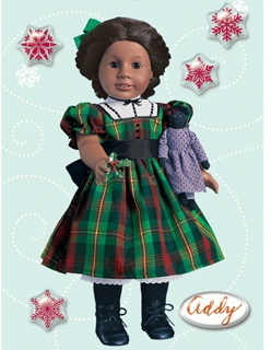 cute dress | 18 inch doll clothes and patterns | Pinterest