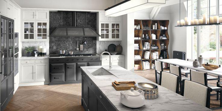 Cucine componibili in stile contemporaneo, cucine stile country, stile moderno e stile classico, scopri il nostro vasto assortimento