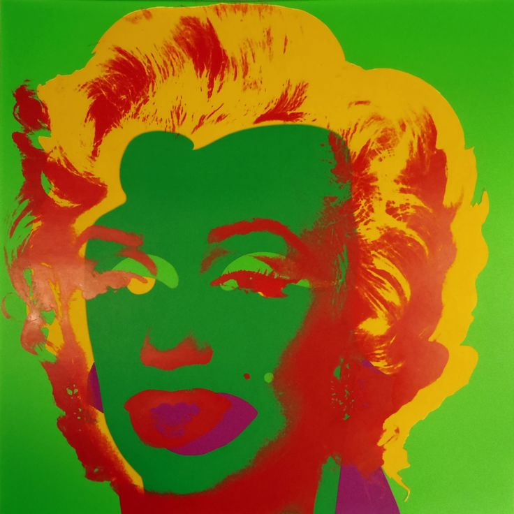 Andy Warhol | Marilyn Monroe 25 | 1967 | Hamilton-Selway