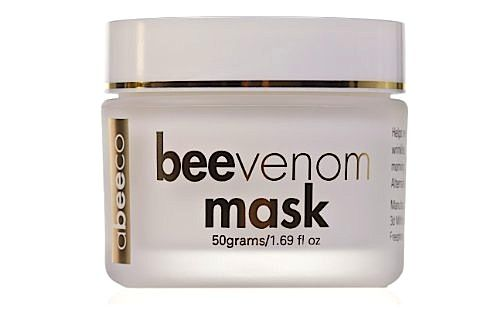 Natural Botox Alternative, Review: How Bee Venom Plumps, Firms Skin: BeeVinity Face Cream, Abeeco Facial Mask