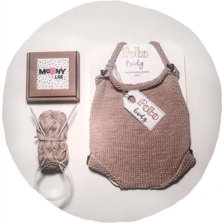 Newoborn knitting // Body baby. Hand made ❤️