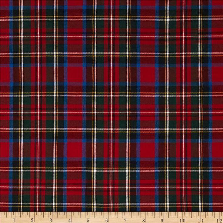 1000 Images About Plaid Fabric On Pinterest Cotton